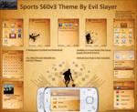 Sports S60v3 Theme