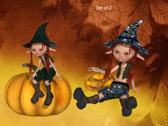 Happy Pumpkin Day by oldhippieart