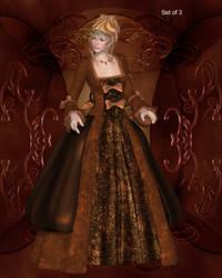 Miss Marie by oldhippieart