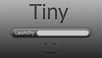 Tiny - Launchy by Antscape