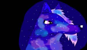 My first galaxy art 0w0