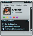 Tronnix for Trillian