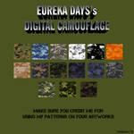 Digital Camouflage v1.5