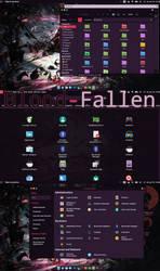 Blood-Fallen by EDX-ZERO