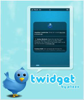 Twidget by Plizzo
