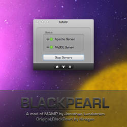 BlackPearl MAMP by Plizzo