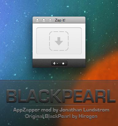 AppZapper BlackPearl Mod by Plizzo