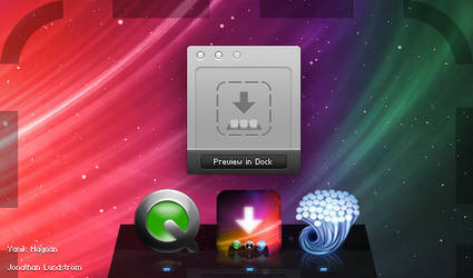 DockDrop Application by Plizzo