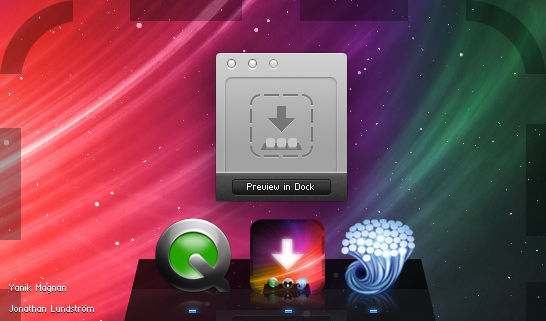 DockDrop Application