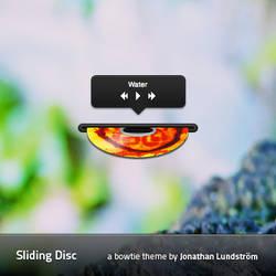 Sliding Discs - Bowtie Theme