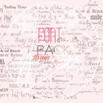 Font Pack -1-