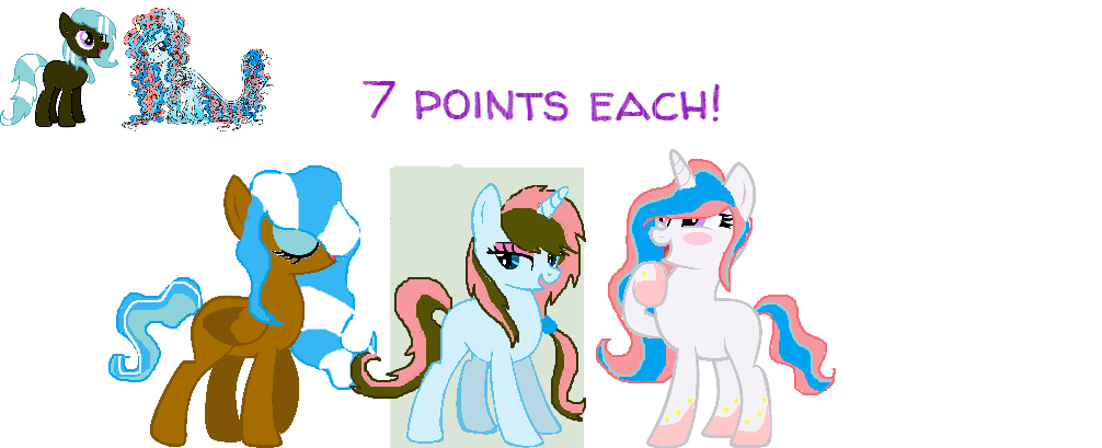 Breeded Adopts, Request from Ruined-Plans| CLOSED| by MadWhovianWithABox