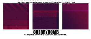Texture Pack :: Cherry Bomb by rhythmic-high