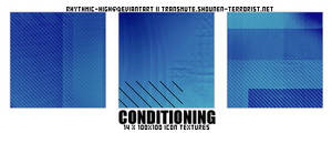 Texture Pack :: Conditioning by rhythmic-high