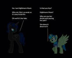 Nyx's Nightmare Part24
