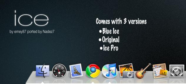 Ice: Mac Port by nadez7