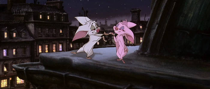 Bartok and bat babe