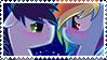 SoarinDash Stamp by ComedianteEmo