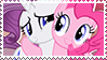 Raripie Stamp by ComedianteEmo