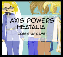 APH: Dress-up game by creature002
