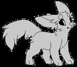 Pixel Dog Base | 1