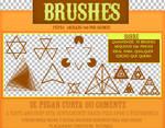 Brushes - Triangulos_Sgomes   Encontrado Por: RAD