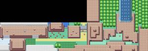 Pokemon Prism : Route 71 (FRLG Style)