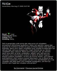 Harley Quinn by Hadeki