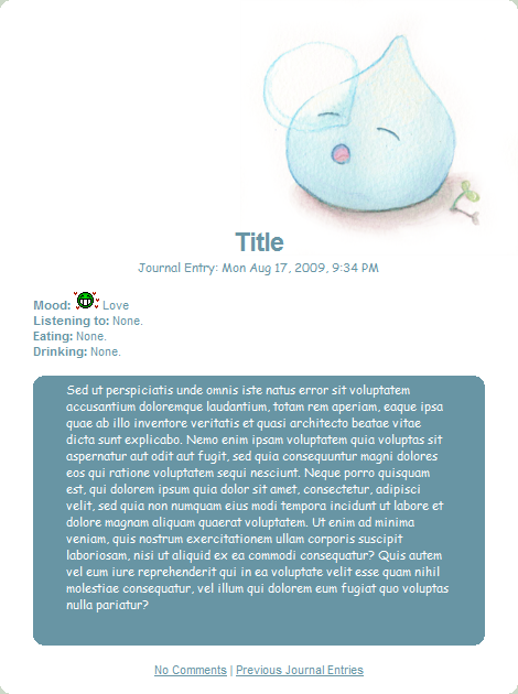 Sleepy Slime Journal by Hadeki