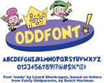 Font - Fairly OddFont