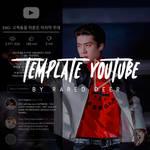 TEMPLATE YOUTUBE GIF VIDEO 002 by rareddeer