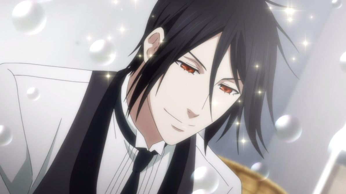 Black Butler Screencaps Cat Sebastian