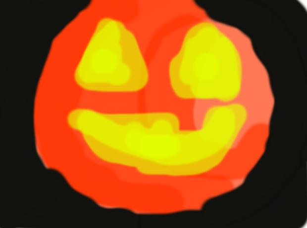 Happy Halloween Everyone by Tenshi3D