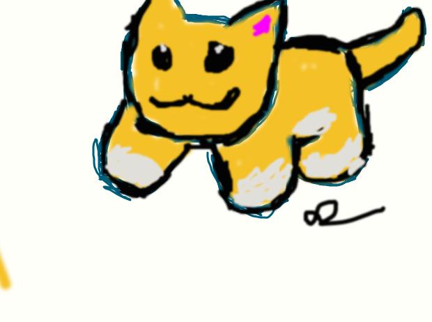 Meow by Tenshi3D
