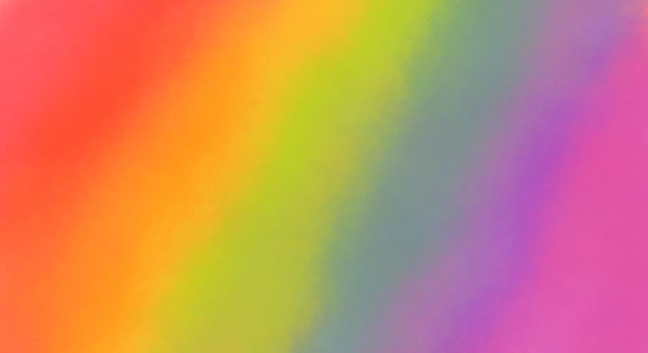 Faded Rainbow Wallpaper By Cubanita123