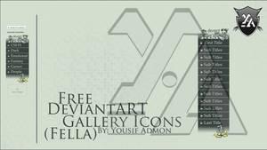 Free DeviantART Gallery Icons (Fella)