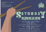 Saturday Sessions: Poster 2