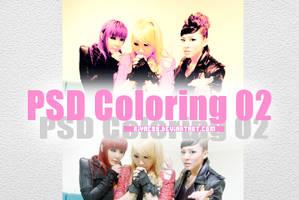PSD Coloring 02 by riyaC88