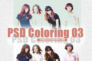 PSD Coloring 03 by riyaC88