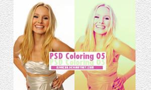 PSD Coloring 05 by riyaC88