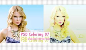 PSD Coloring 07 by riyaC88
