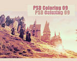 PSD Coloring 09