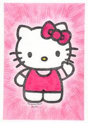Hello Kitty by harmoniamusa