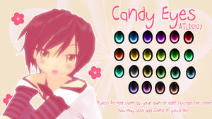 MMD DOWNLOAD: Candy Eyes by Crumelody