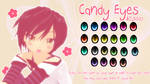 MMD DOWNLOAD: Candy Eyes