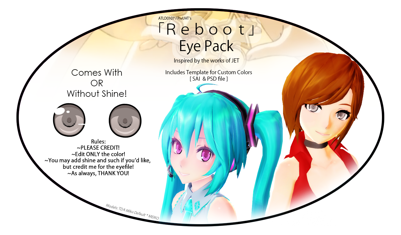 DOWNLOAD: [Reboot] Eye Pack! by Crumelody