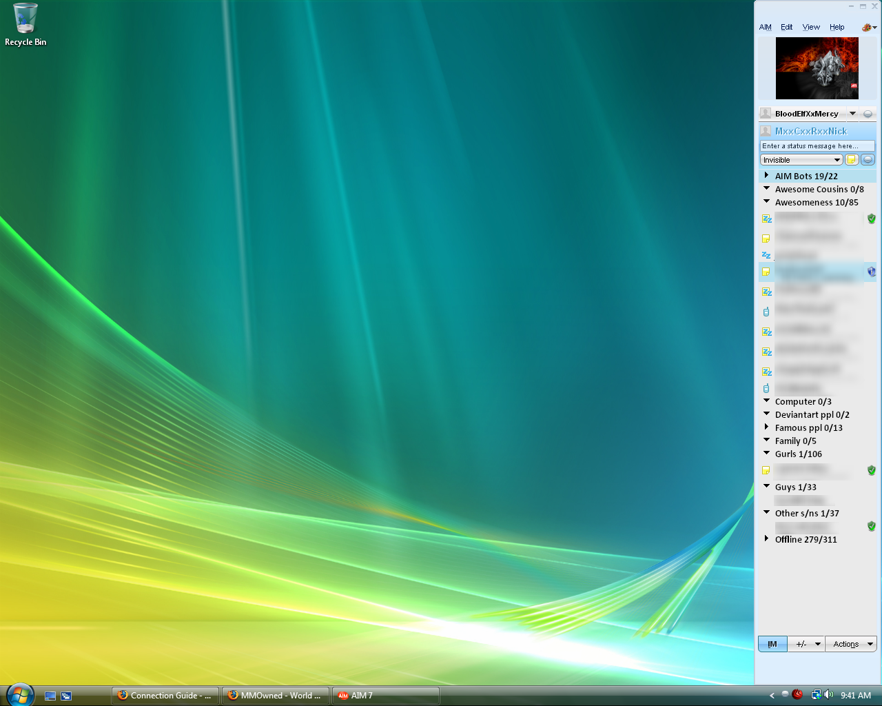 Office 2007 AIM Theme Release by Quattrophobia on DeviantArt