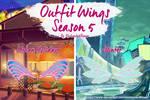 Season 5 Outfit Wings