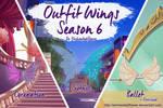 Season 6 Outfit Wings
