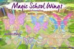 Magic School Wings